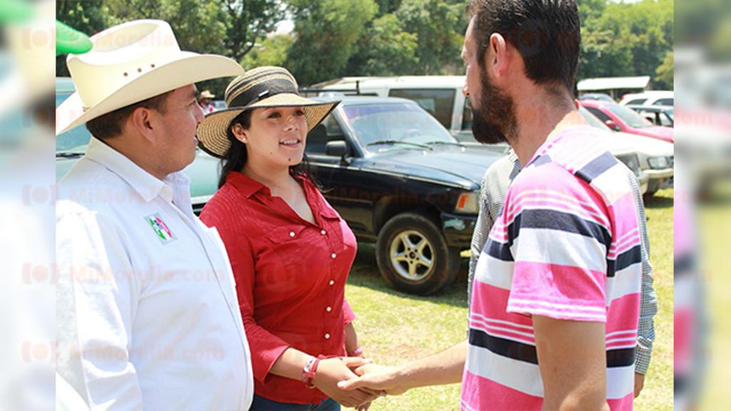 Xóchitl Ruiz se pronuncia en pro de ecología y desarrollo de zonas rurales - Pátzcuaro Noticias