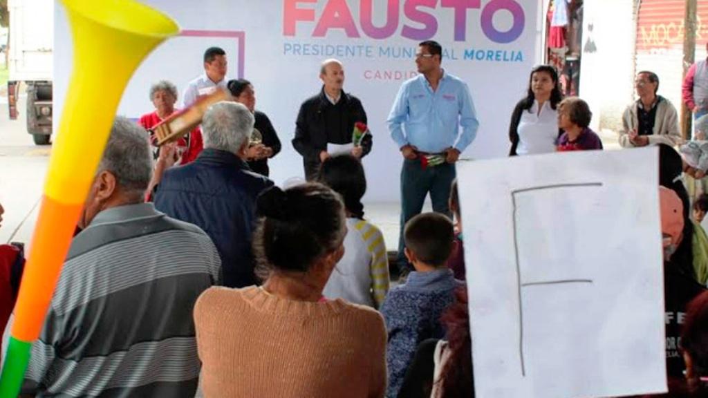 Acciones para evitar inundaciones en la Primo Tapia Poniente promete Fausto - Pátzcuaro Noticias