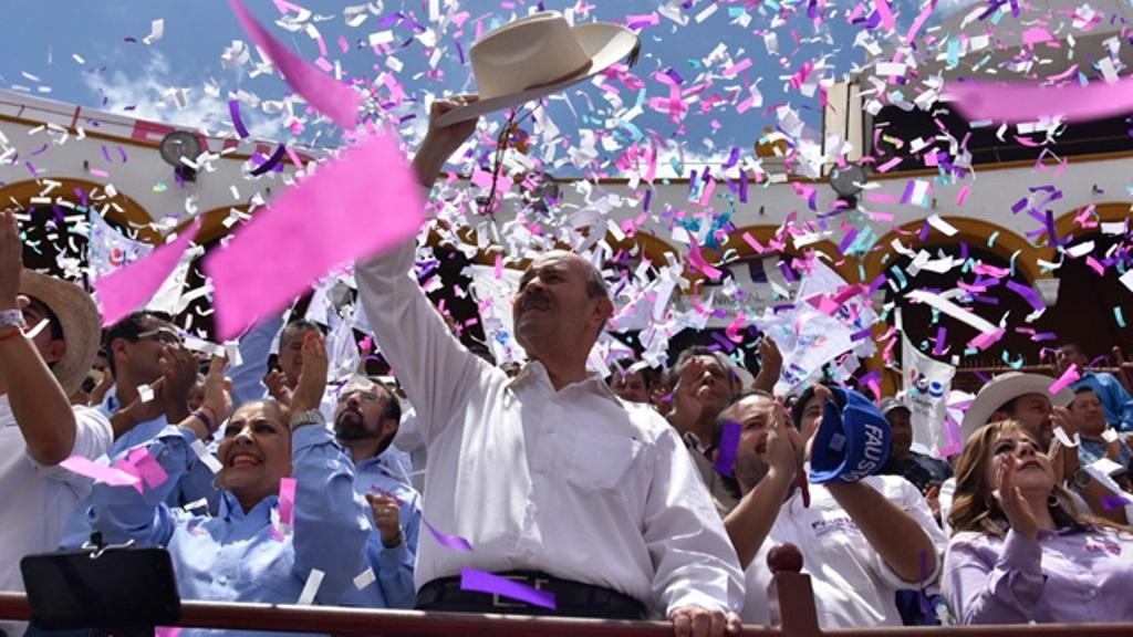 Doblemente indignos quienes tratan de comprar voto de pobres: Fausto Vallejo - Pátzcuaro Noticias