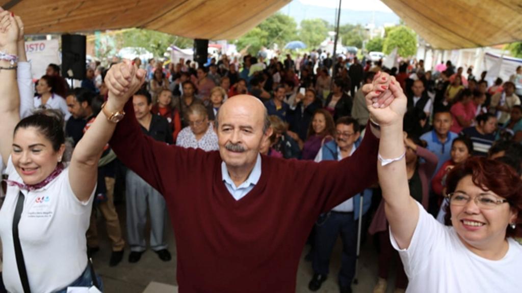 Cierra campaña distrital Fausto Vallejo Figueroa, el proyecto es Morelia - Pátzcuaro Noticias