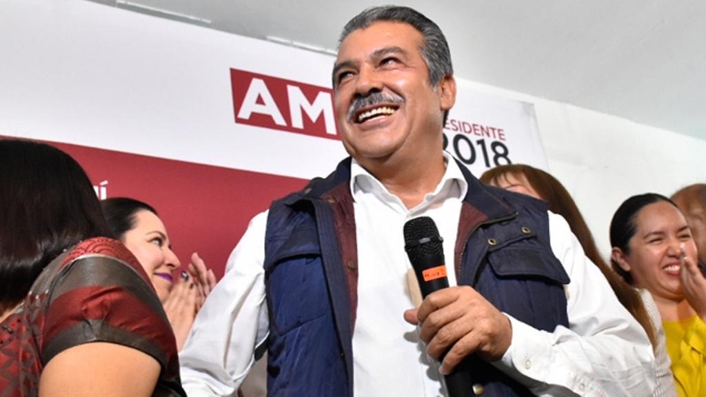 Raúl Morón, virtual ganador de la contienda por Morelia 4 - Pátzcuaro Noticias
