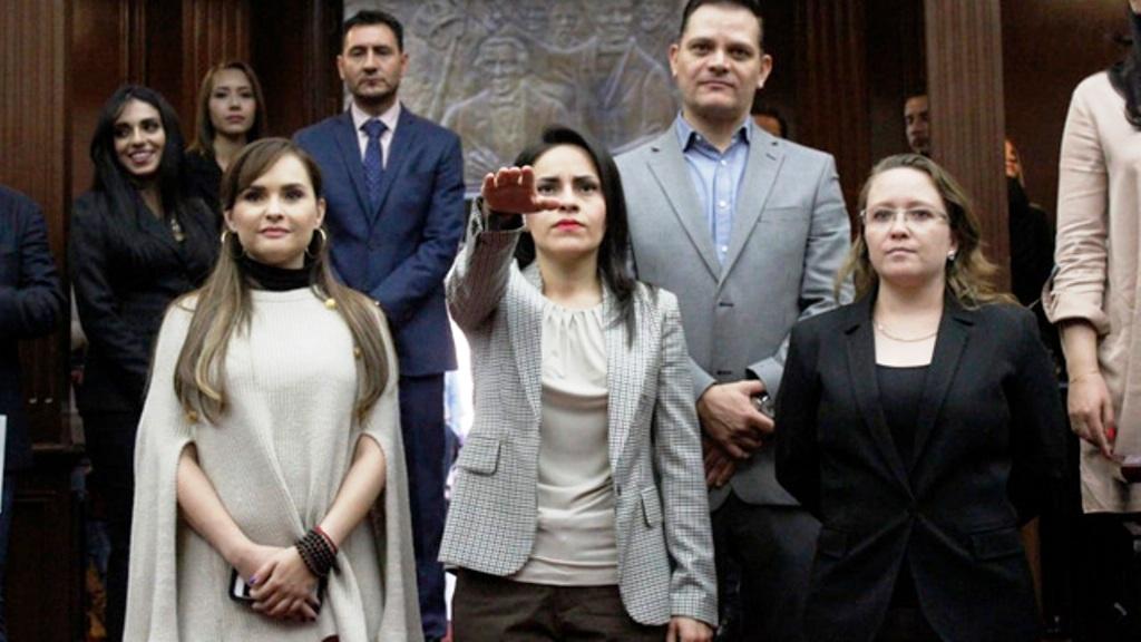 Nombra Congreso a Reyna Ortega como comisionada del IMAIP - Pátzcuaro Noticias