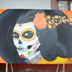 Festivar de arte urbano, abre programa cultural de Noche de Ánimas