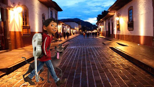 Lista, la ruta turística de Coco en Michoacán