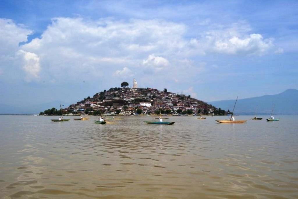 Por enésima ocasión, anuncian el rescate del Lago de Pátzcuaro - Pátzcuaro Noticias