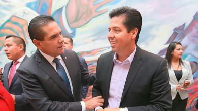 Los hermanos Silvano Aureoles y Antonio García, se ven en España 1 - Pátzcuaro Noticias