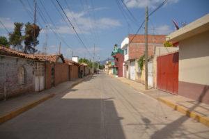 Inauguran obras de rehabilitación de línea hidráulica y sanitaria en Huecorio y colonias Ibarra y Los Cedros