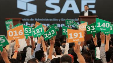 Se vendió el 90% de los vehículos que se subastaron 5 - Pátzcuaro Noticias