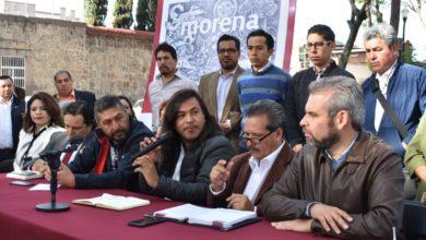 CEN delega a 'Yeyo' como presidente de Morena Michoacán 3 - Pátzcuaro Noticias