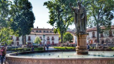 Realizan jornadas culturales para recordar vida y obra de Vasco de Quiroga 5 - Pátzcuaro Noticias
