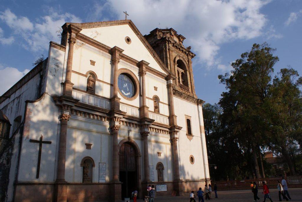 Visita la Basílica de Nuestra Señora de la Salud