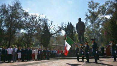 Lo que hoy se conmemora es la defensa de la soberanía y de la dignidad del pueblo: Víctor Báez - Pátzcuaro Noticias