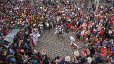 Detrás de los toritos de petate, hay una historia de integración social promovida por Tata Vasco 24 - Pátzcuaro Noticias