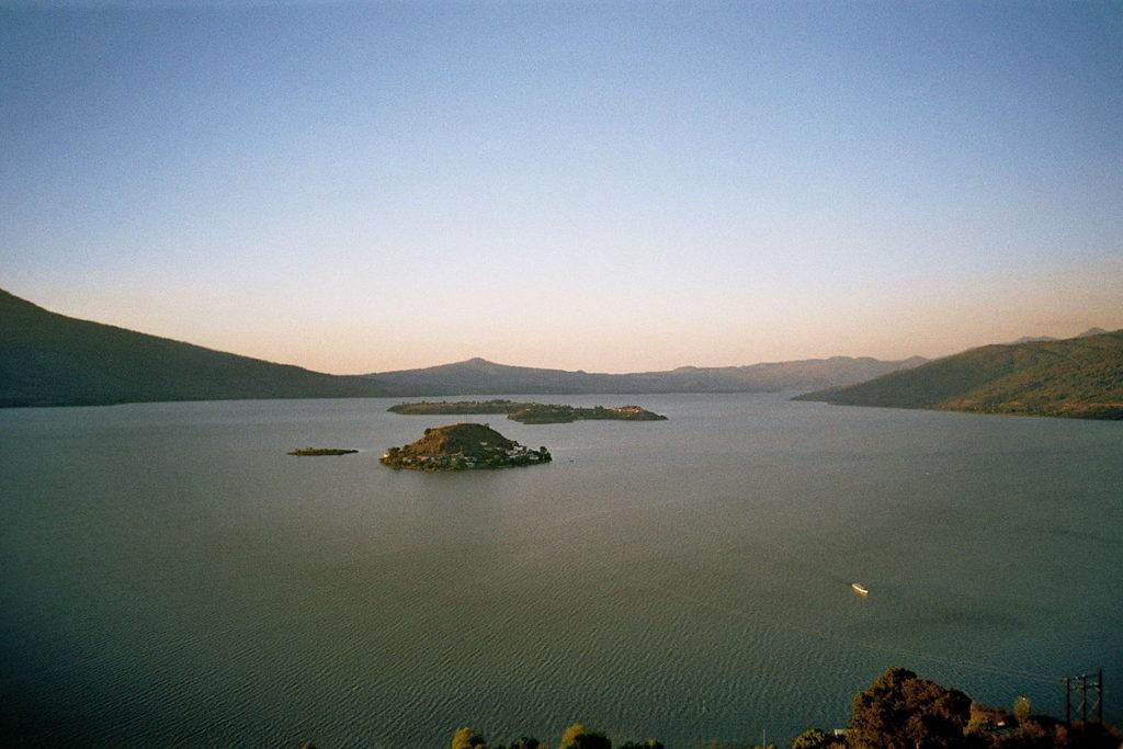 El Lago de Pátzcuaro