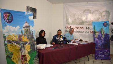 En pátzcuaro se vive la semana santa con mayor contenido simbólico del país: Víctor Báez 9 - Pátzcuaro Noticias