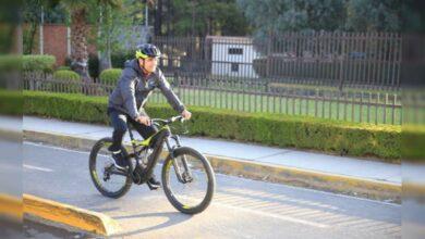 Silvano Aureoles promueve el uso de bicicleta... que cuesta 200 mil pesos - Pátzcuaro Noticias