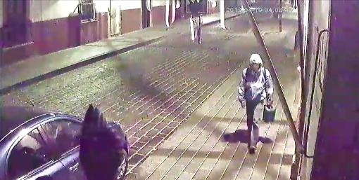 Modus operandi: están robando las cámaras de seguridad del Centro Histórico - Pátzcuaro Noticias