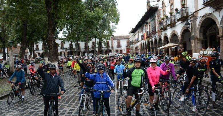 """Recorrido ciclista """"Conociendo Nuestro Lago"""" - Pátzcuaro Noticias"""