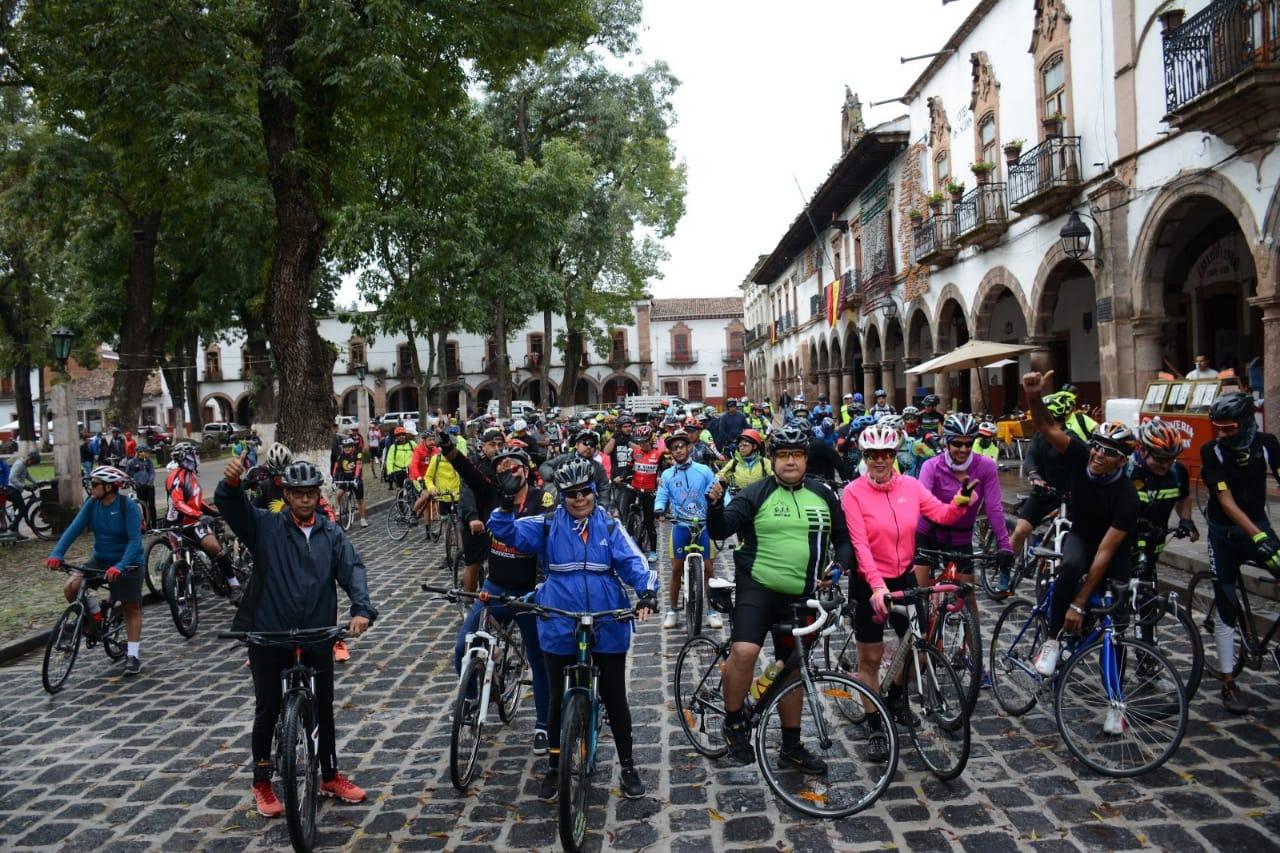 """Recorrido ciclista """"Conociendo Nuestro Lago"""""""