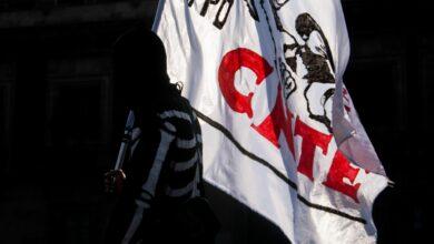 CNTE anuncia toma de alcaldías y casetas de peaje en Michoacán - Pátzcuaro Noticias