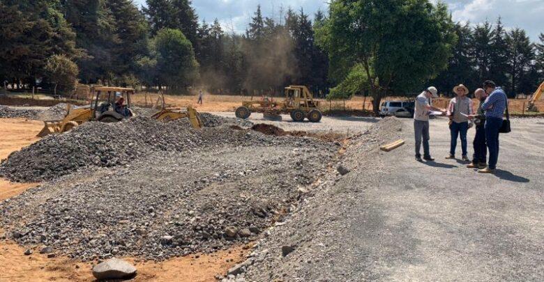 Clausuran construcción a orilla del lago de Zirahuén, sería bodega para aguacates - Pátzcuaro Noticias