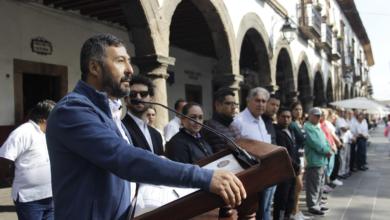 Los municipios del estado, obligados a realizar políticas a favor del cuidado del medio ambiente: Víctor Báez - Pátzcuaro Noticias