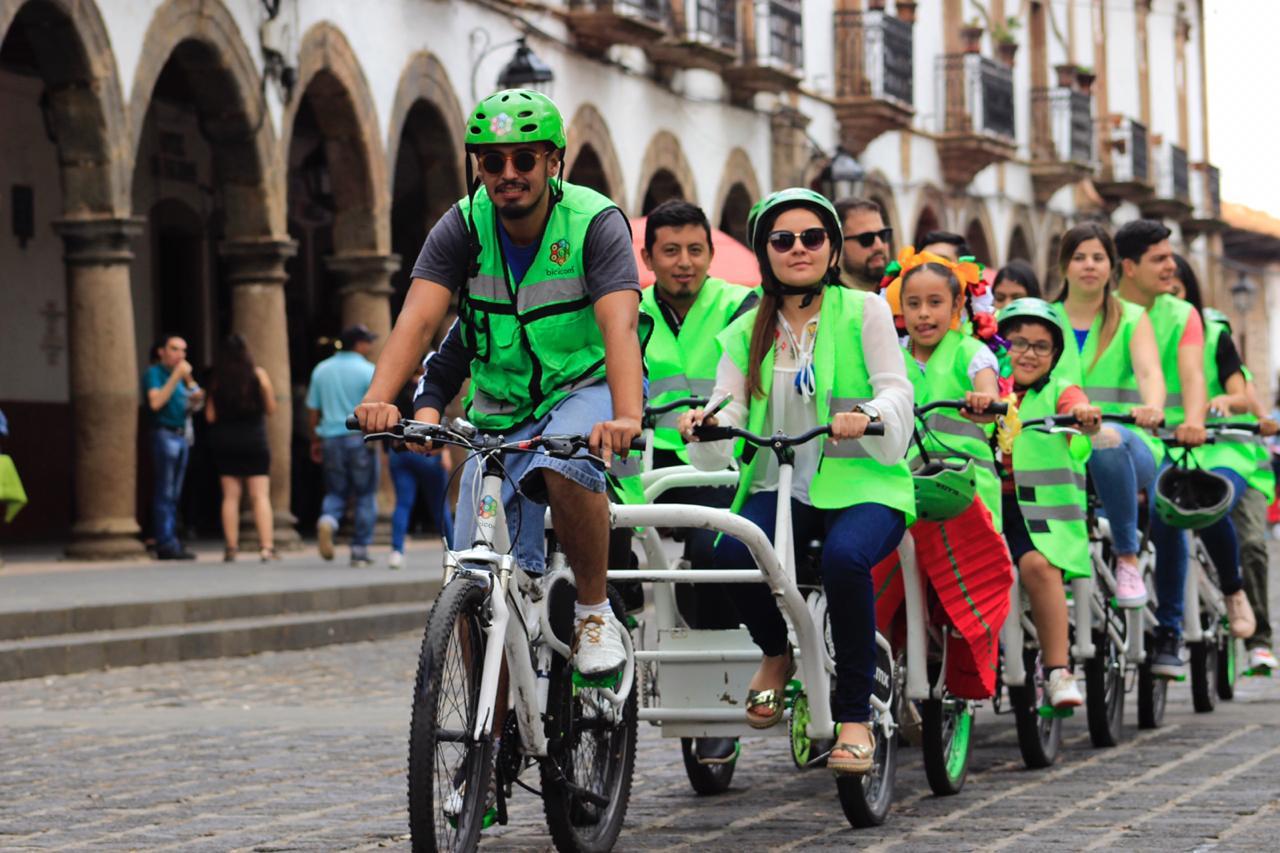 En los domingos peatonales se aprecia un cambio cultural Víctor Báez