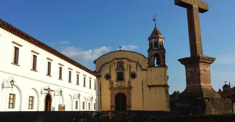 Leyenda del Reloj de la Compañía en Pátzcuaro, Michoacán