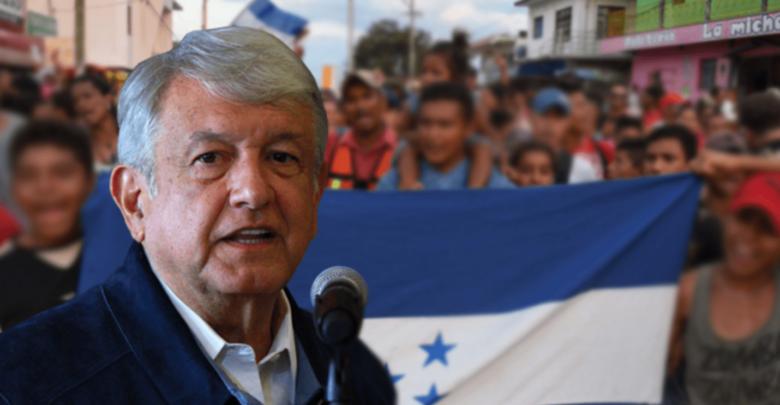 López Obrador anuncia nuevos albergues y 40 mil empleos para migrantes