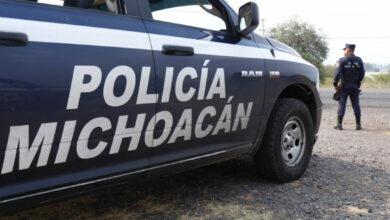 Michoacán seguridad