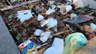 Temor de inundaciones en Pátzcuaro por basura acumulada en coladeras - Pátzcuaro Noticias