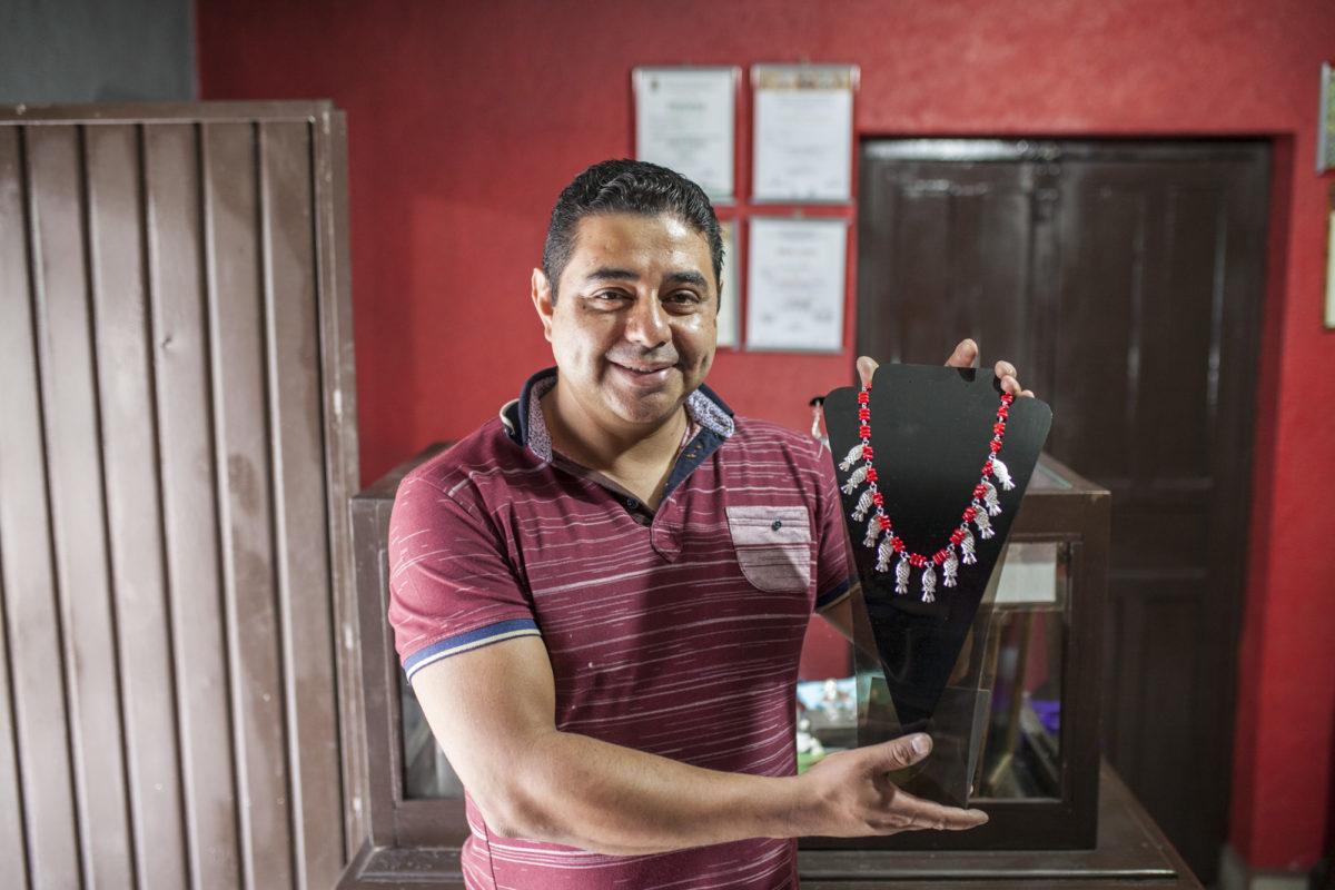 Enamórate de la joyería tradicional de Pátzcuaro