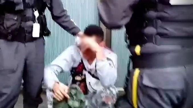 Agarran a ladrón con 'las manos en la masa' en Pátzcuaro