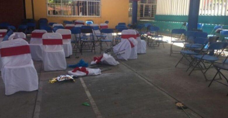 Balacera en graduación de kínder deja 4 muertos en Puebla