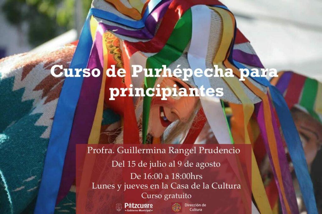 Curso de Purépecha en Pátzcuaro