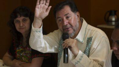 Gerardo Fernández Noroña quiere ser presidente de México en 2024