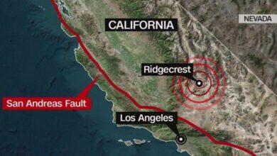 Nuevo sismo de magnitud 4.4 'golpea' California