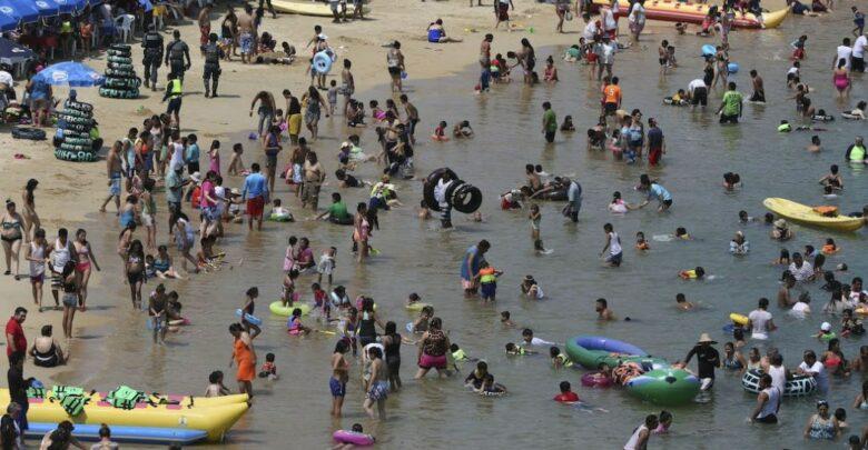 Playas de Acapulco llenas... de bacteria fecal