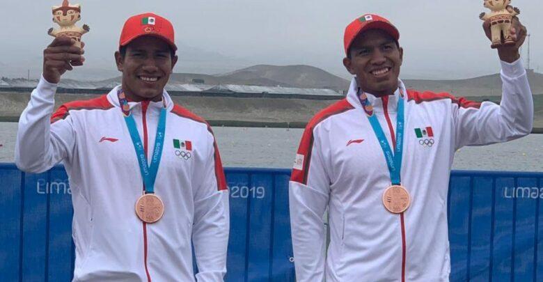 Dan bronce en panamericanos los originarios de la isla de Urandén en el Lago de Pátzcuaro