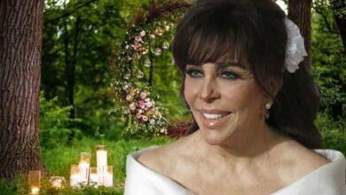 Verónica Castro se casó en secreto con otra mujer