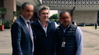 Video: Momento en que Édgar Spinoso Carrera, exdiputado de Veracruz secuestra a dos personas
