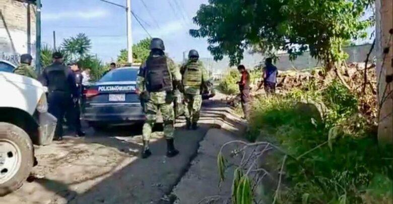Degüellan a una persona en Morelia, Michoacán