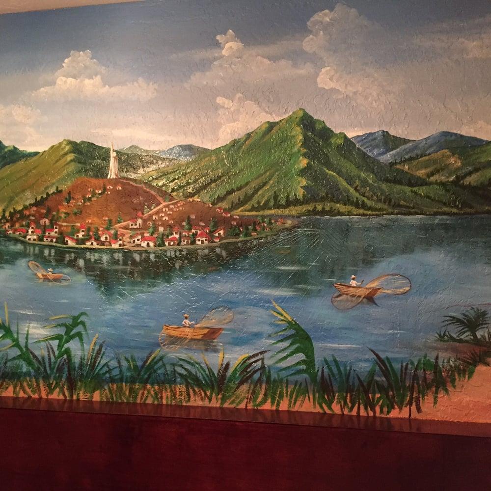 El origen del lago de Pátzcuaro según la leyenda