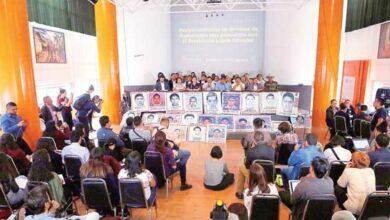 Hay pruebas de que los 43 están en Guerrero