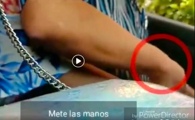 Denuncian acoso sexual de profesor en Universidad Michoacana (VIDEO)