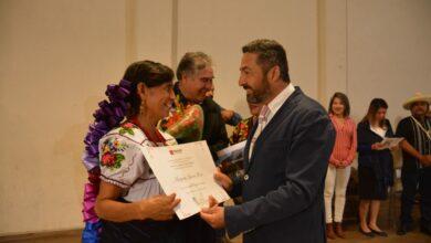 Conmemoran el Día Internacional de la Mujer Indígena en Pátzcuaro