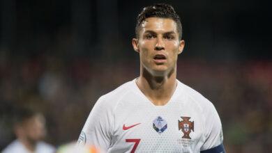 Cristiano Ronaldo rompe a llorar al ver una grabación de su difunto padre - Pátzcuaro Noticias