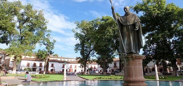 La deuda histórica con Vasco de Quiroga