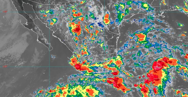 Localizan posible desarrollo ciclónico frente a Michoacán