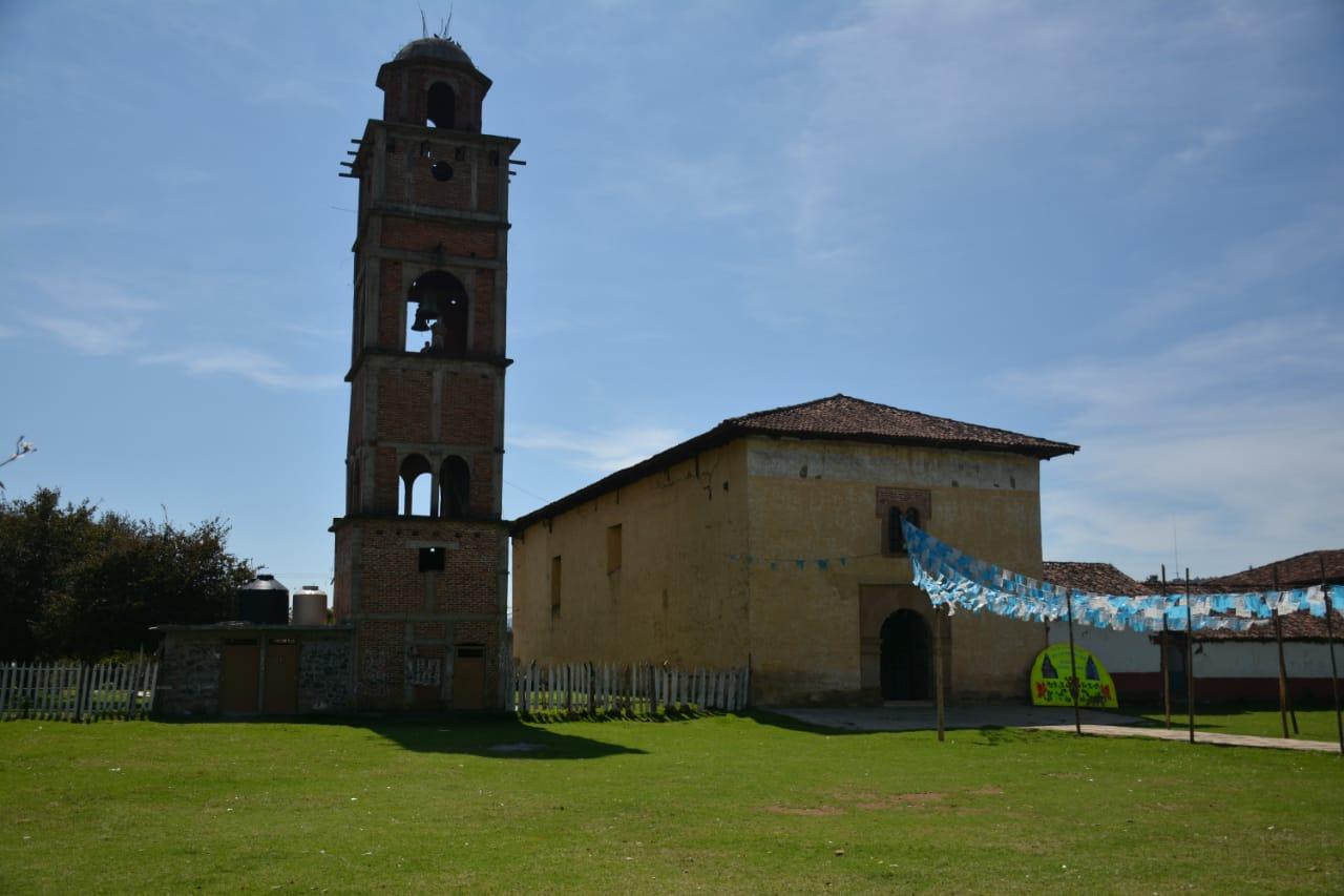 Firman convenio para el rescate del Templo de Nuestra Señora de la Asunción
